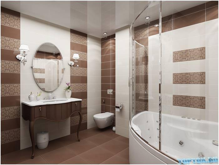 потолки для ванной