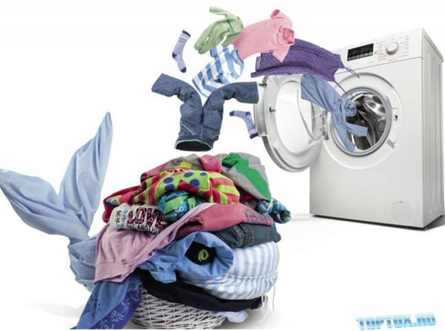 узкую стиральную машину