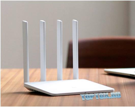 Xiaomi WiFi MiRouter 3 White