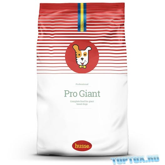 Husse Pro Giant