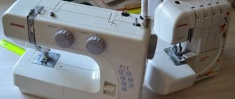 Швейная машинка отзывы самая лучшая
