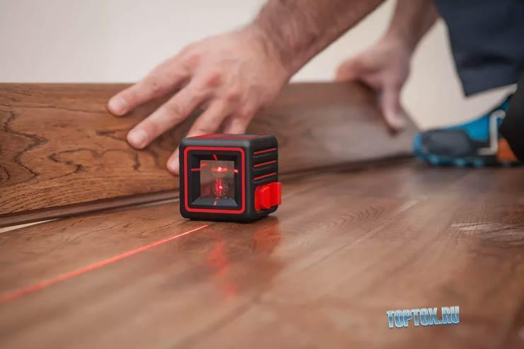выбрать лазерный уровень