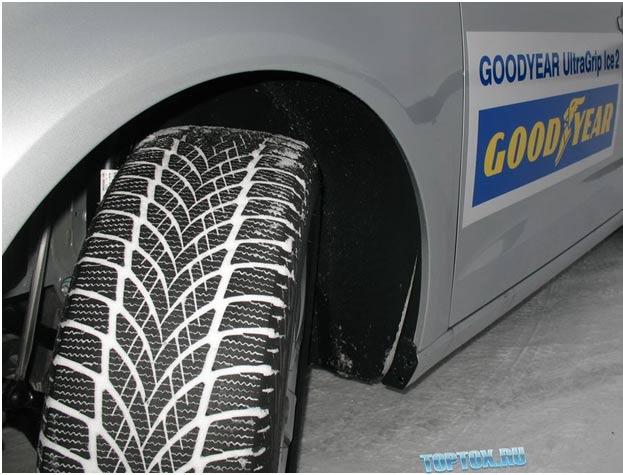 Goodyear Ultra Grip