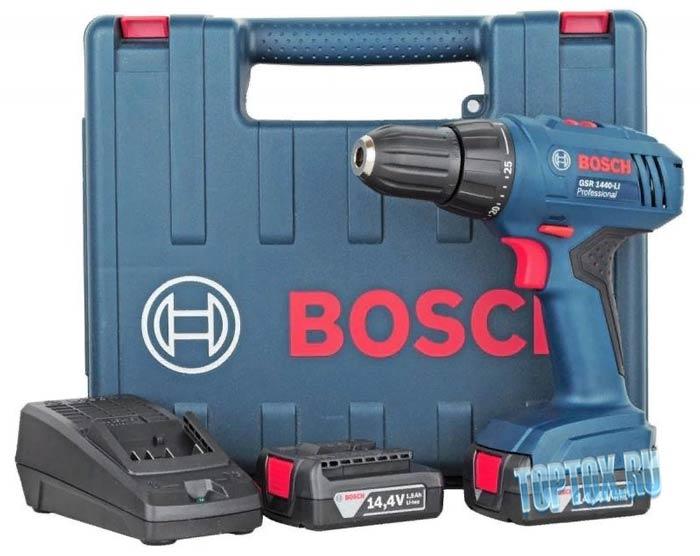 Bosch GSR 1440-
