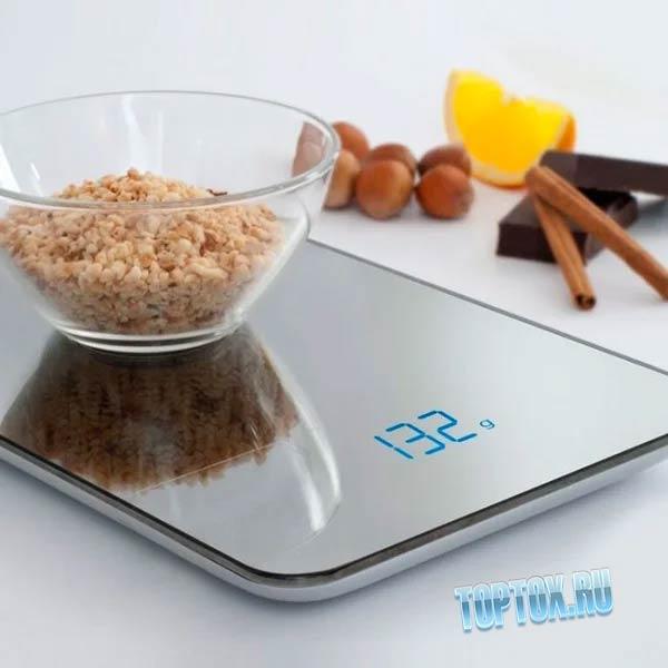 лучших кухонных весов