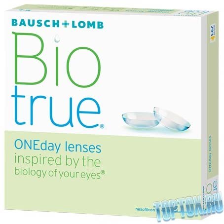 Bausch&Lomb ONEday