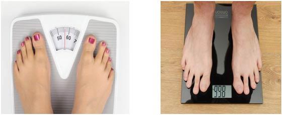 Виды напольных весов